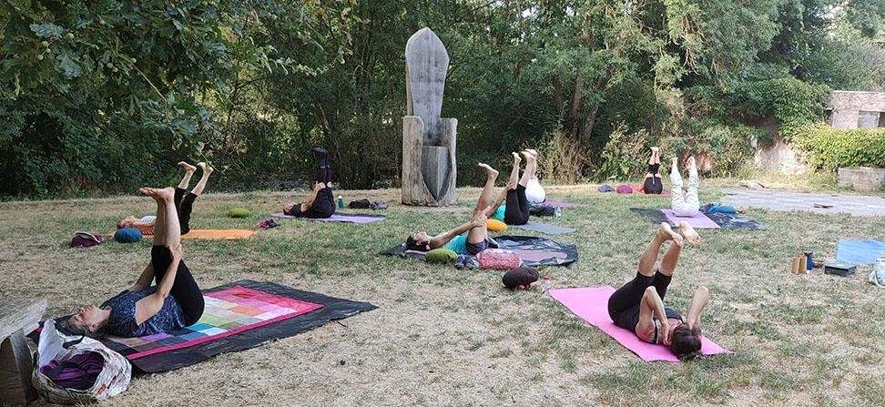 yoga dans la nature passerelleaout 2020IMG20200724172614